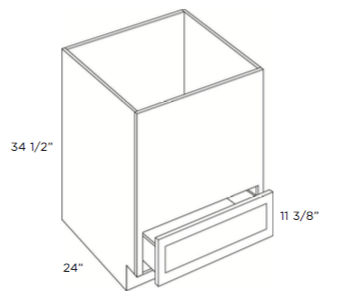 cubitac milan latte microwave base cabinet 24w x 34 1 2h x 24d