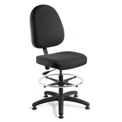 Desk Chair Tall Sports Folding Chairs Bevco 6500m Integra Series Task Office Standing Height Share