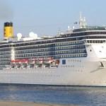 MINICRUCERO COSTA ATLANTICA: El barco