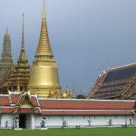 Llegando a Thailandia