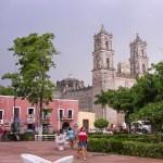¿Mérida y Valladolid?. Sí; pero en Méjico