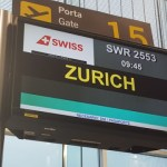 SWISS: El placer de volar