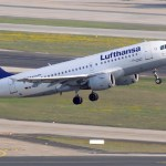 Volando con Lufthansa en media distancia