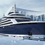 PONANT presenta Le Commandant Charcot; su nuevo barco híbrido eléctrico de expedición