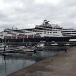 Prohibidos los cruceros en los puertos españoles
