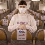 Etihad hará pruebas a todos sus pasajeros saliendo de Abu Dhabi