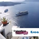 Colaboración entre CruisesNews y Escapa TV