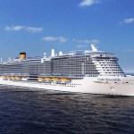 Costa reinicia los cruceros en España el 5 de julio