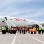 Iberia hace historia. Comienza a volar a Maldivas