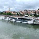 Crystal River Cruises comienza a navegar