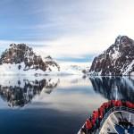 Silversea navegará a Antártida desde Chile