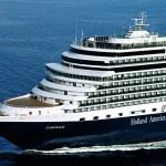 Cinco barcos de Holland America vuelven al Canal de Panamá