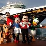 Disney tocará el Puerto de Coruña por primera vez