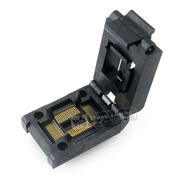 IC510644692 Yamaichi IC Test  Burnin Socket for QFP64