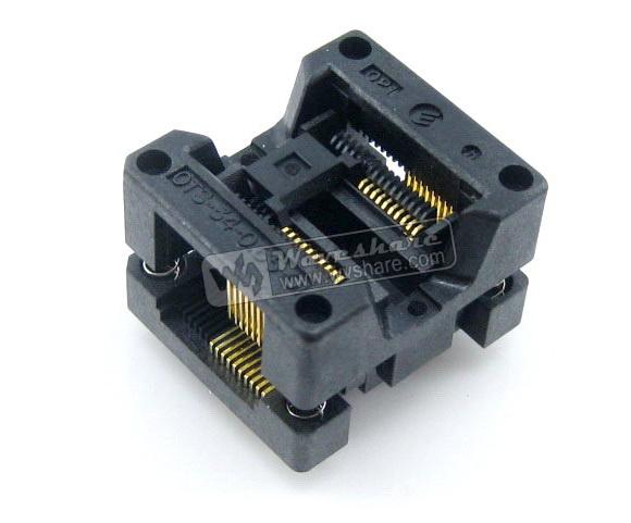 OTS203406501 Enplas IC Test  Burnin Socket for