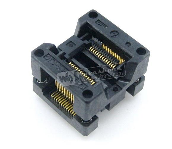 OTS283406501 Enplas IC Test  Burnin Socket for