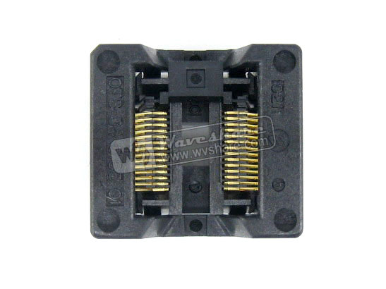 OTS283406501 Enplas IC Test  Burnin Socket for