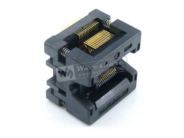 OTS284406502 Enplas IC Test  Burnin Socket for