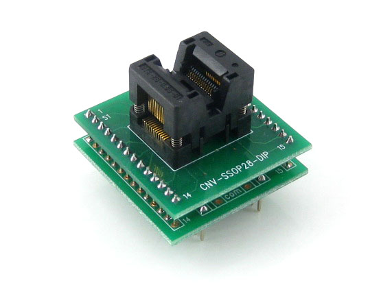 SSOP28 TSSOP28 44Width 065Pitch IC Program Programmer