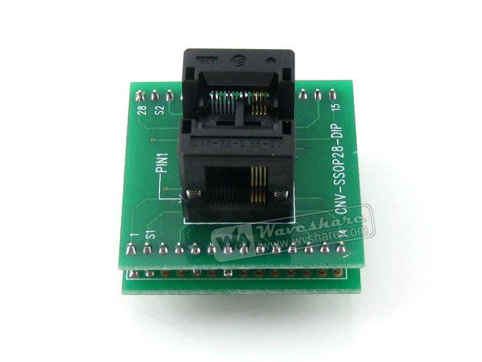 SSOP8 TO DIP8 B Enplas IC Programming Adapter for TSSOP8
