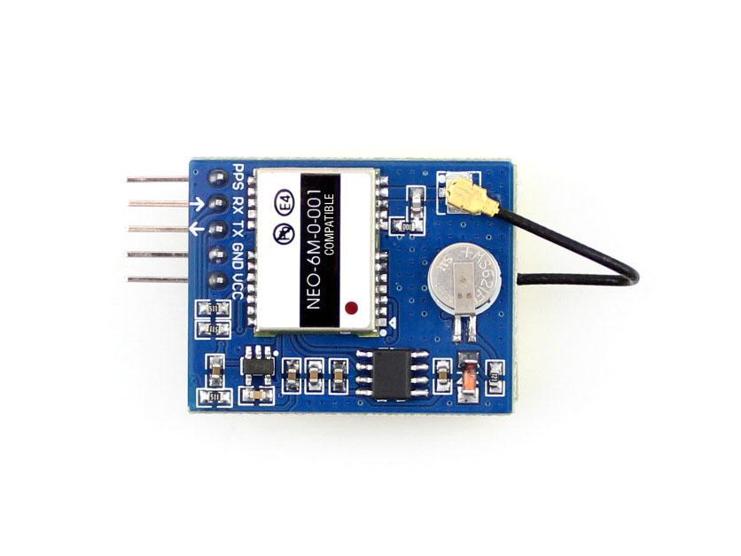 Indoor Antenna Schematic Uart Gps Neo 6m C Uart Gps Module Neo 6m C Onboard