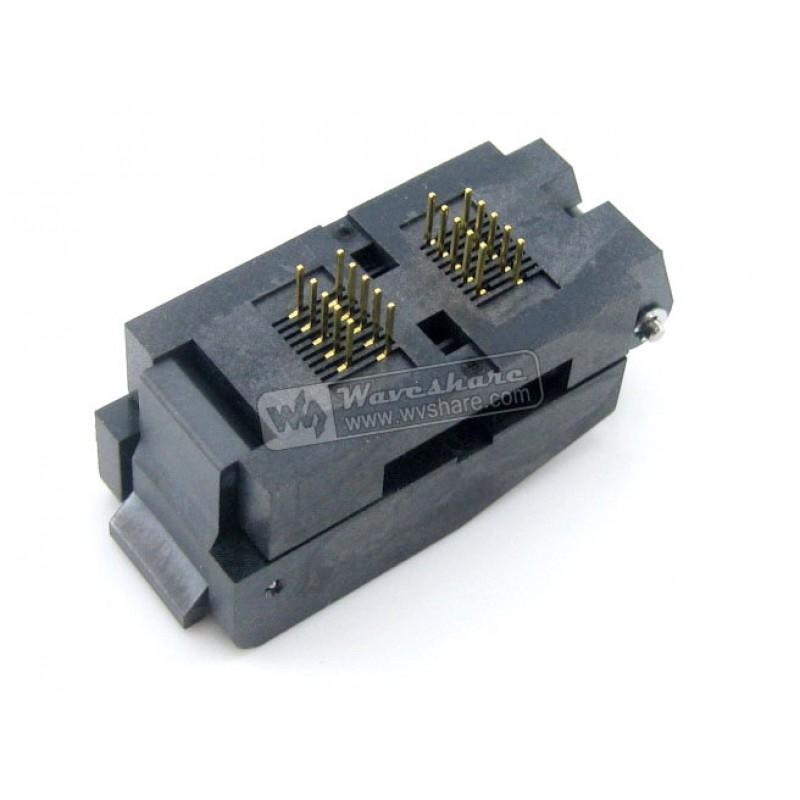 FP2006501A Enplas IC Test  Burnin Socket for SSOP20