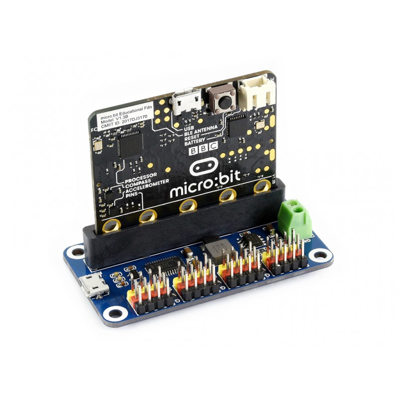 Servo Driver Breakout for microbit 16Channel 12bit