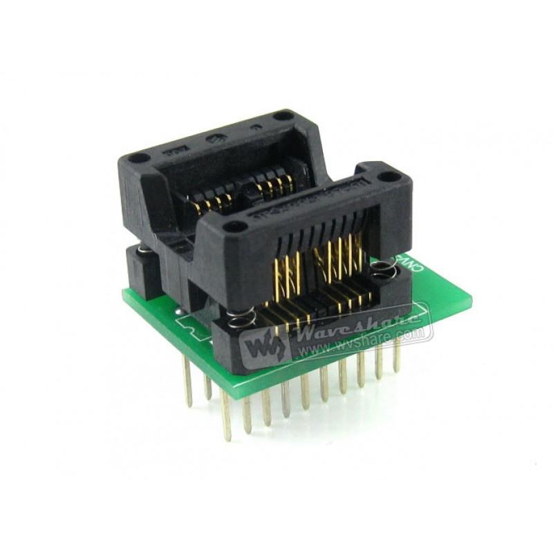 SOP8 TO DIP8 2Units Enplas IC Programmer Adapter 2Units