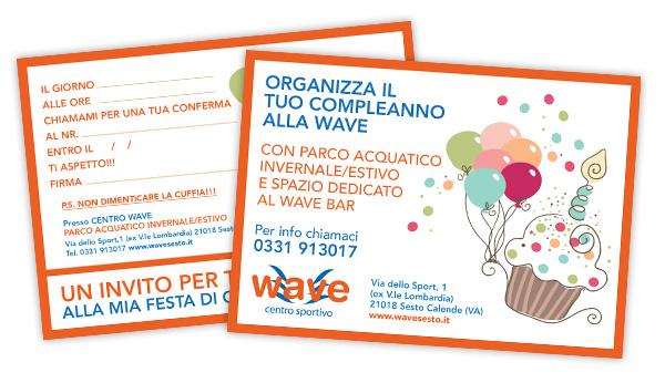 Wave Sport Sesto Calende  servizio di feste di compleanno