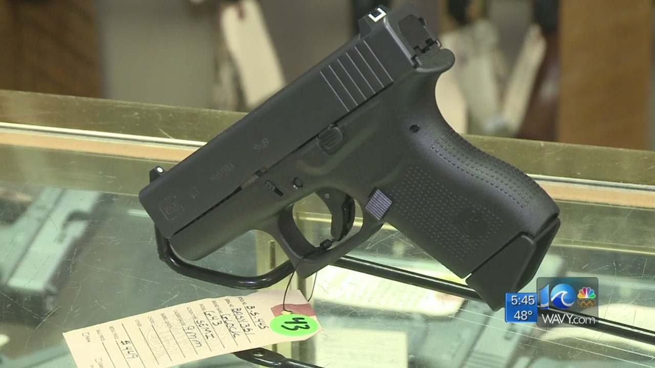 Virginia Senate passes bill to allow guns in churches