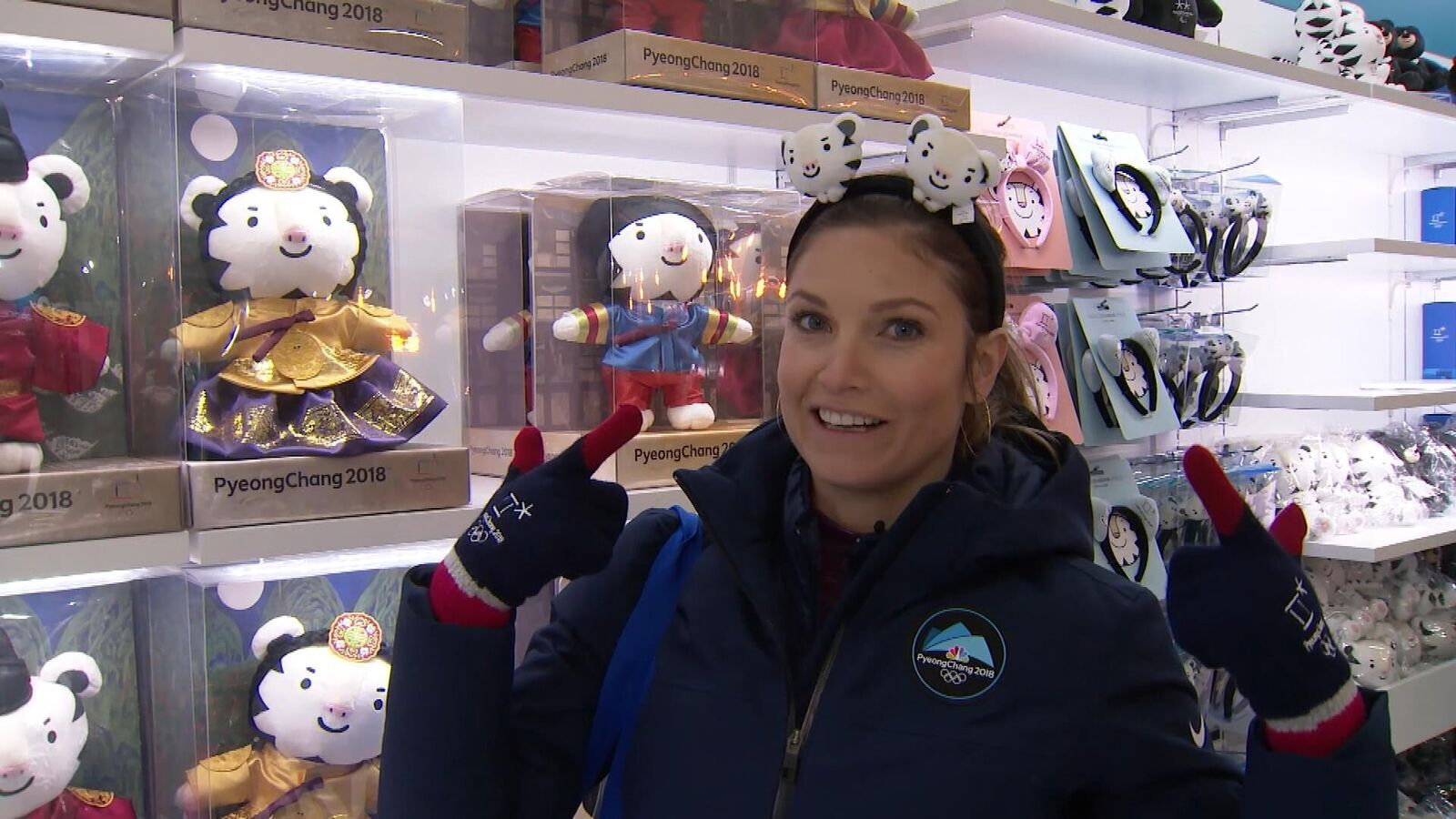 Julia Mancuso gets geared up for the Olympics_696012