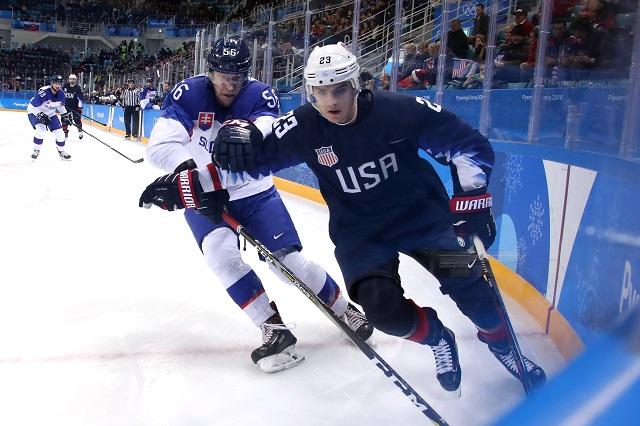 Ice Hockey – Winter Olympics Day 11_701970