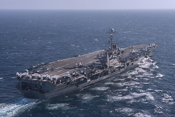 USS Harry S. Truman_710560