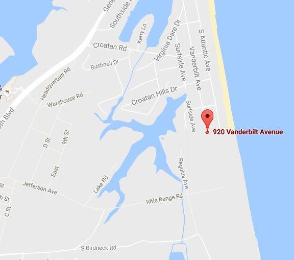 Croatan Municipal Parking Lot Virginia Beach