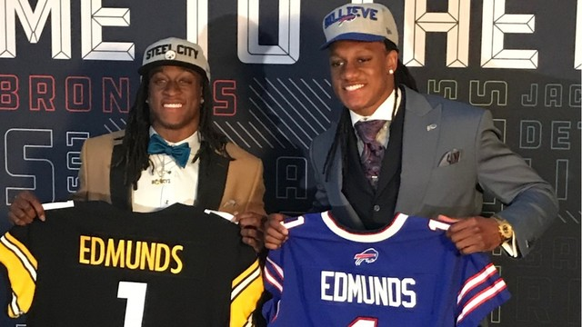 Tremaine (right) and Terrell Edmunds