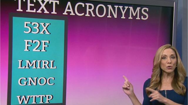 text acronyms