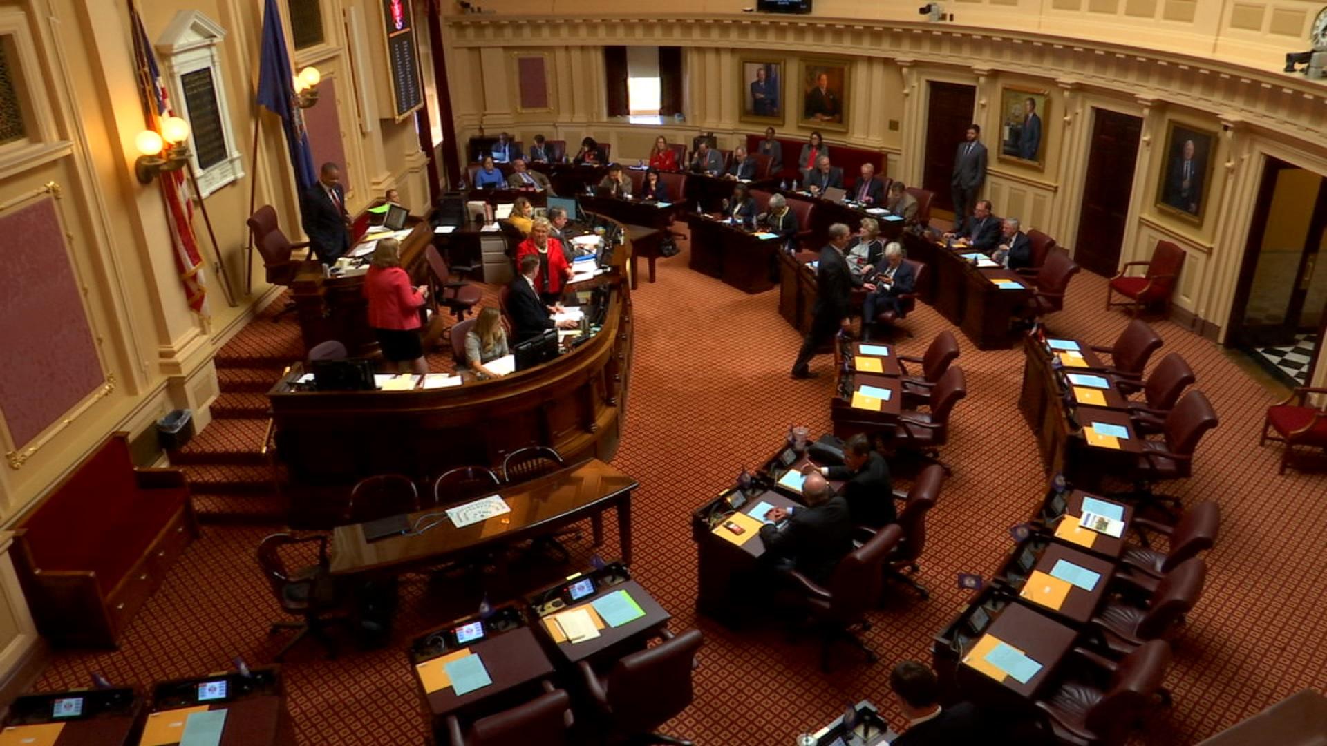 Virginia Budget Session 2018 3