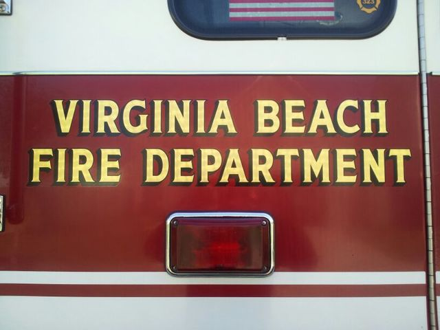 Virginia Beach Fire Department Generic