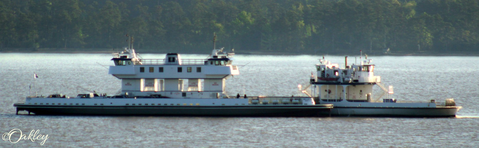 Two ferries suffer mechanical issues at Jamestown-Scotland Ferry