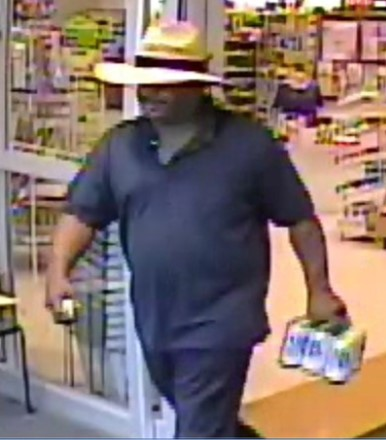 Rite Aid robbery suspect