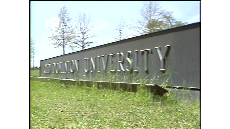 WAVY Archive: 1981 Old Dominion University