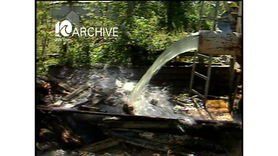 WAVY Archive: 1981 Suffolk-Virginia Beach Water Well
