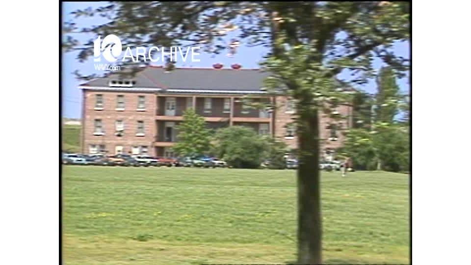 WAVY Archive: 1981 Fort Monroe Army TRADOC