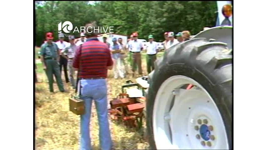 WAVY Archive: 1981 No-Till Farming