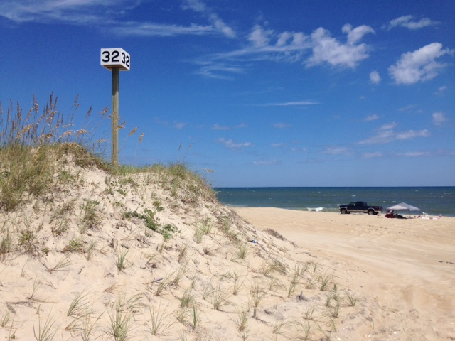 Outer Banks beach_368362