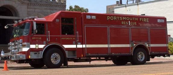 Portsmouth Fire Generic