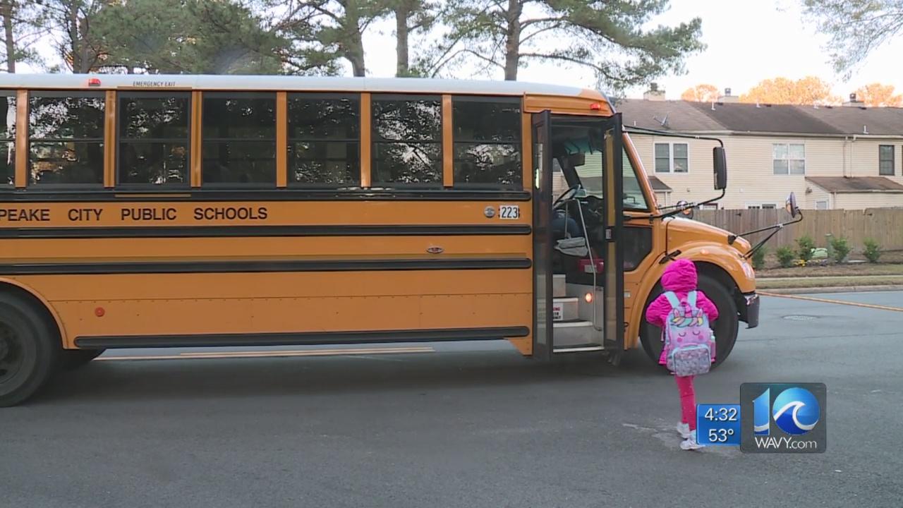 Chesapeake bus