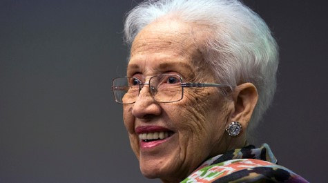 Katherine Johnson Hidden Figures