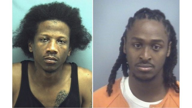 Henry Alexander Smith and Andre'Jeru Bernard Bigby