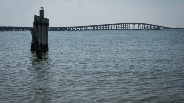 Old Bonner Bridge